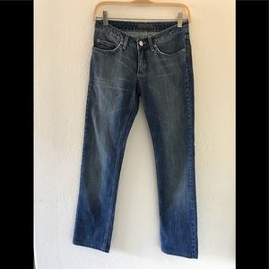 WMNS ACNE Distressed Jean Size 26